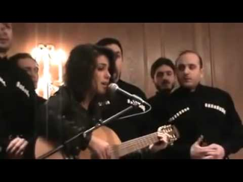 Katie Melua & Trinity Cathedral Choir