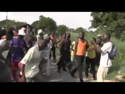 News Today - BBC News - UN: Action needed on Central African Republic chaos
