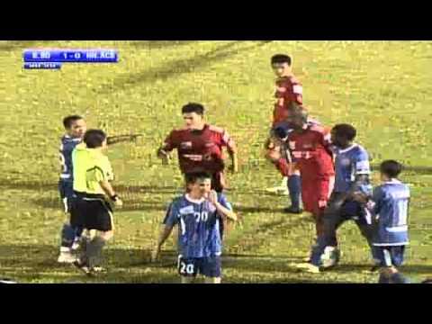 Football palyer or Killer : CHÍ CÔNG - Côn đồ bóng đá Việt Nam .flv