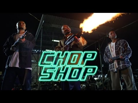 An Interview w/ the Cast and Creative Team of Machinima's Chop Shop