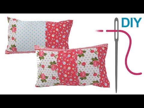 einfaches kissen erna n hen f r n hanf nger anleitung schnitt auf youtube. Black Bedroom Furniture Sets. Home Design Ideas