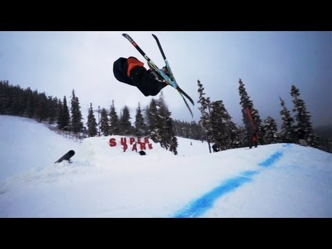 Jesper Tjäder - First ever 1350 off rail