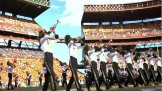 The UH Marching Band Performs The Hawaii Five-0 Theme Song