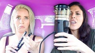 10 WEIRD Car Accessories From Amazon?! (Beauty Break)