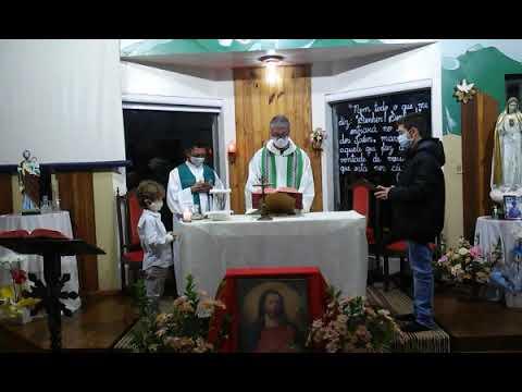 Santa Missa | 04.06.2021 | Sexta-feira | Padre Robson Antônio | ANSPAZ