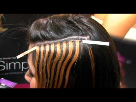 Simplicity Hair Extensions 35