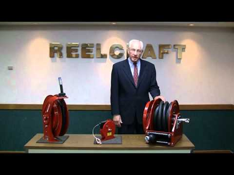 Reelcraft Industries - Fuel Delivery Hose Reels