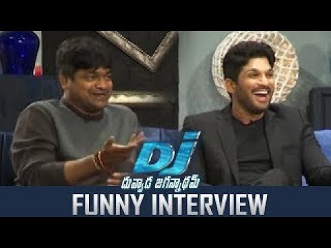 Duvvada-Jagannadham-Movie-Interview