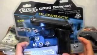 Beretta Px4 Storm Co2 4,5mm Revolver Crosman 357 Gamo PT