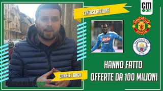 Napoli, il PSG piomba su Koulibaly: pronta offerta super, i dettagli