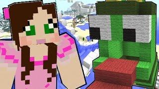 Minecraft: Tropical Vacation - WATERSLIDE 2000! - Custom Map [2]