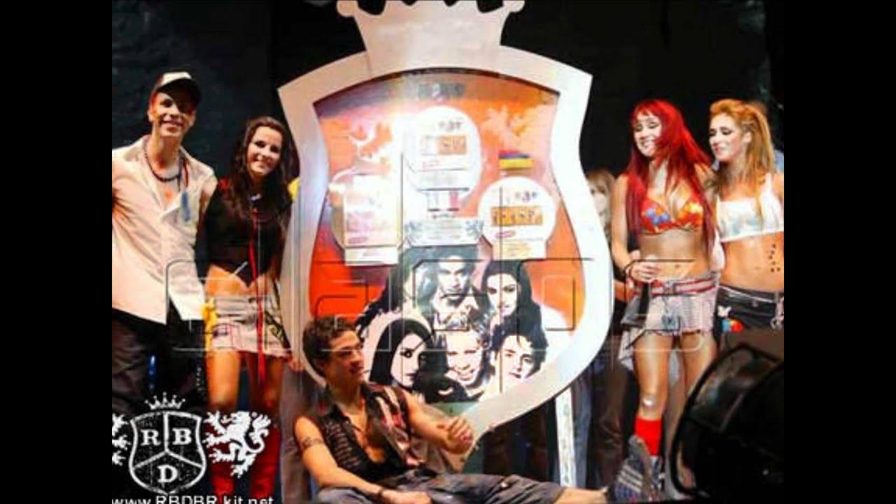 www todas las canciones de rebelde: