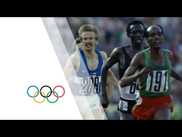 Men's 5000m Highlights - Moscow 1980 Olympics