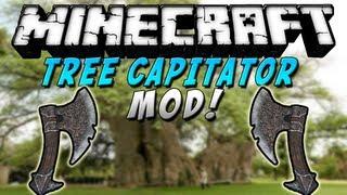 Minecraft 1.7.2 Como Instalar TreeCapitator MOD