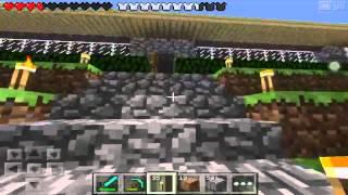 "Serie hardcore cap. #9 ""Granjas clandestinas"" ft. iPhone | Minecraft PE Serie."