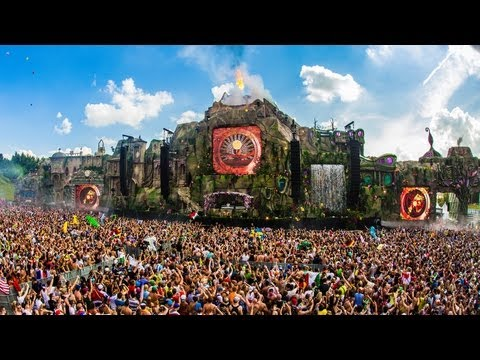 Tomorrowland 2013 Aftermovie HD