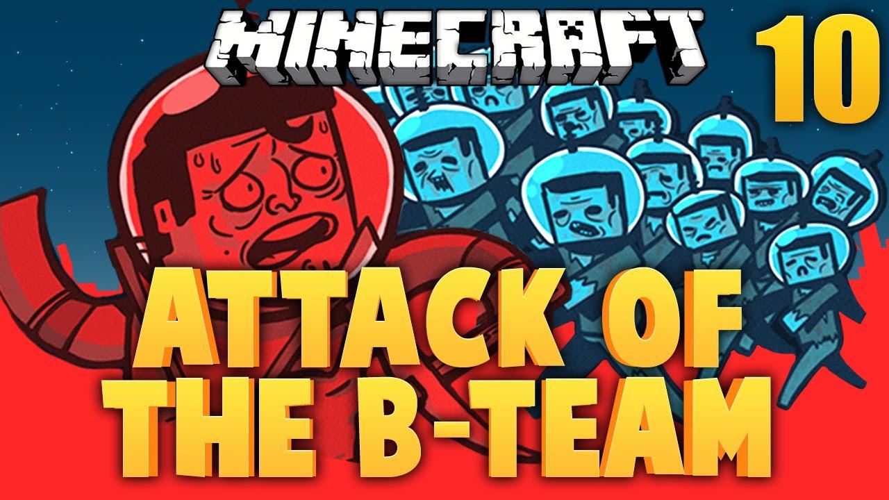 Dinosaur egg minecraft attack of the b team ep 10 youtube