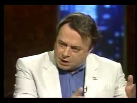 Christopher Hitchens - Tucker Carlson discussing Yasser Arafat
