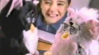 Furby Commercial (30-second variant, 1998)