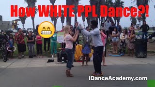 How White, Asian, Black, And Mexican People Dance- Mr