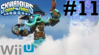 Skylanders SWAP Force Wii U Co-Op- Chapter 11: Winter Keep