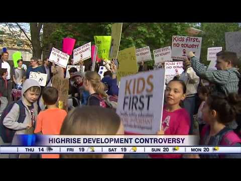 Highrise development controversy