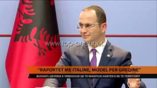 Dialog i ri ShqipriItali  Top Channel Albania  News  L