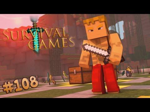 Minecraft Survival Games #108 VENHA QUEM VIER HOJE VAI TUDO :D