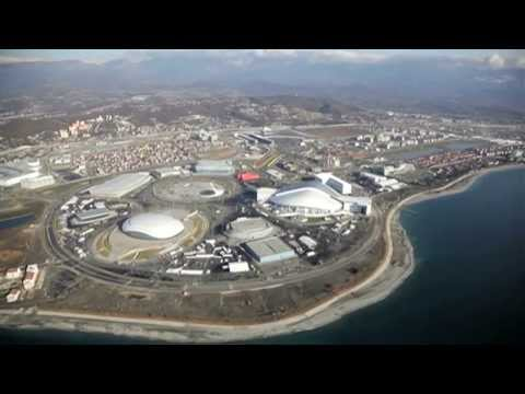 'BIGGEST SECURITY OPERATION IN OLYMPIC HISTORY' SOCHI 2014 - BBC NEWS