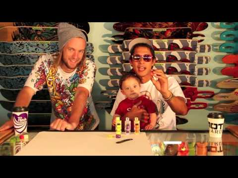 Orangatang bushings - Ethan, Nate & Jett - Motionboardshop.com