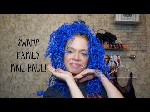 SWAMP FAMILY MAIL!