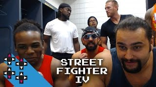 Randy Orton Note, Rusev And Others Play Street Fighter IV, WWE Battleground Theme