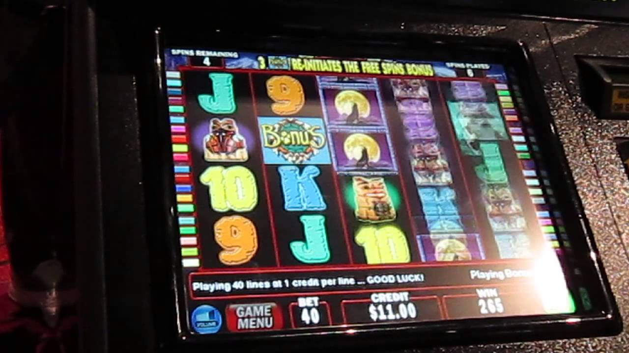 slot machine youtube video