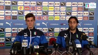 """Moretti: """"In azzurro grazie al Torino"""" - 12 Novembre 2014"""