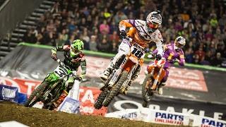 450SX Highlights: Minneapolis - Monster Energy Supercross