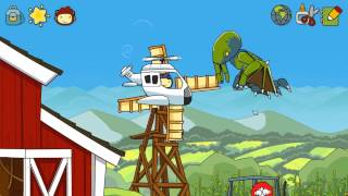 Scribblenauts Unlimited: Easter eggs