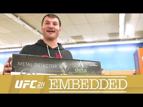 UFC 211 Embedded, cz. 1: Jędrzejczyk szybka jak błyskawica! (+video)