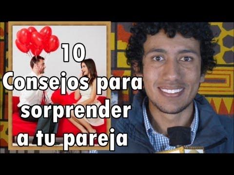 Ent rate 10 consejos para sorprender a tu pareja novio - Como sorprender a mi pareja en su cumpleanos ...