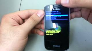How To Hard Reset Samsung T-Mobile Galaxy Blaze 4G Hard