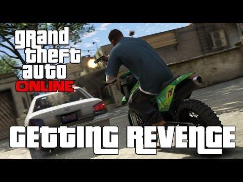 Getting Revenge in GTA Online - Gameplay