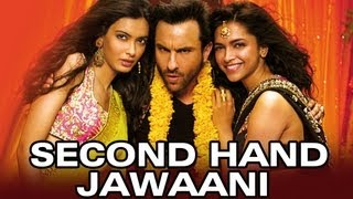 Second Hand Jawaani Cocktail Saif Ali Khan, Deepika