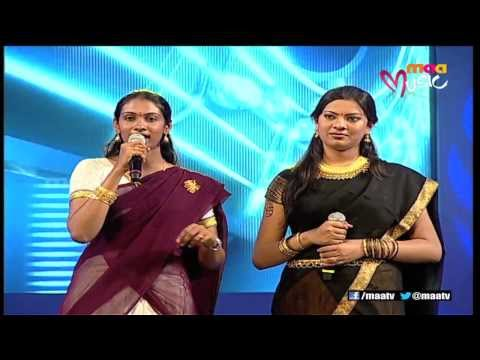 Super Singer 1 Episode 3 : Anjana Sowmya Performance ( Ee Kshanam Oke )