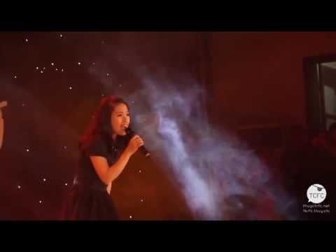Thuỳ Chi Live - Lời con hứa - HUMG Vẻ đẹp toả sáng