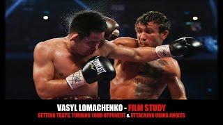Vasyl Lomachenko Vs Piriyapinyo Film Study