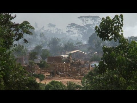 Ivory Coast evicts illegal workers from forests image