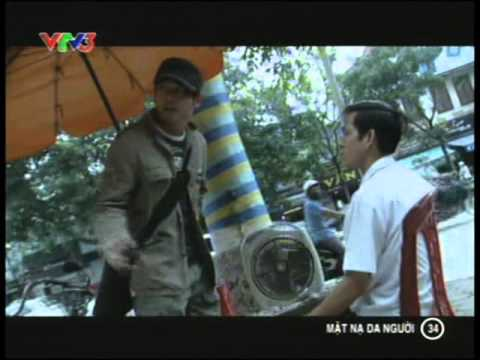 Phim Việt Nam - Mặt nạ da người - tập 34 - Mat na da nguoi - Phim viet nam