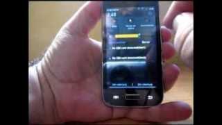Samsung Galaxy S4 Mini Clone Replica