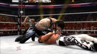 "WWE 2K14: All ""New Moves"" DLC And Who They Belong To"