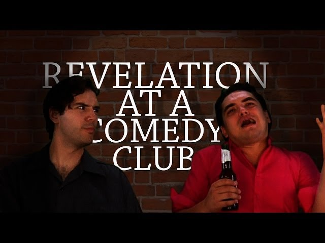 Revelation at a Comedy Club