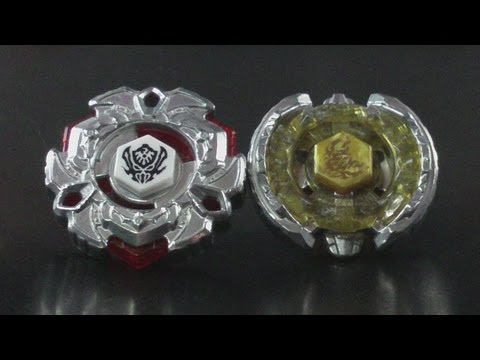 Epic Beyblade Battle Srie 6: Variares 145WB VS Beat Lynx AD145WD HD! AWESOME